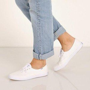 Keds Champion Sneaker White Lace Up 8.5
